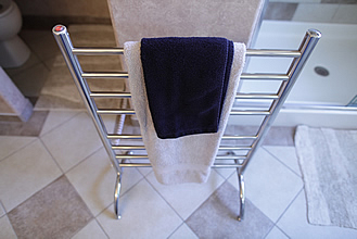 bath towel warmer
