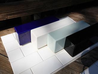 Modern Shower Shelf